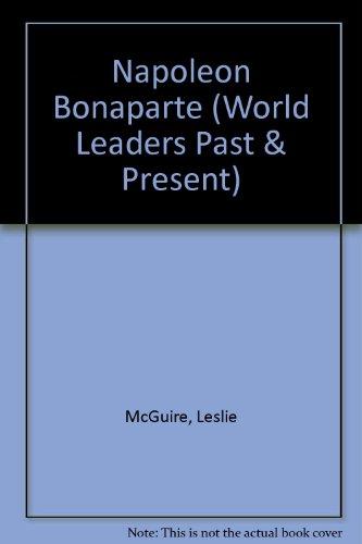 9780877545545: Napoleon (World Leaders : Past and Present)