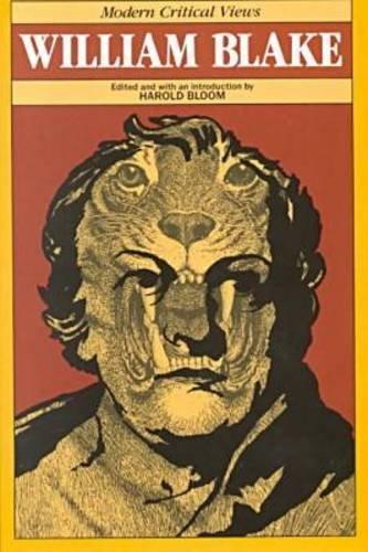 9780877546108: William Blake (Modern Critical Views)
