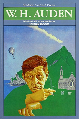 9780877546405: W.H.Auden (Modern Critical Views)
