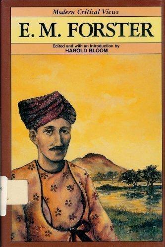 9780877546436: E.M. Forster (Bloom's Modern Critical Views)