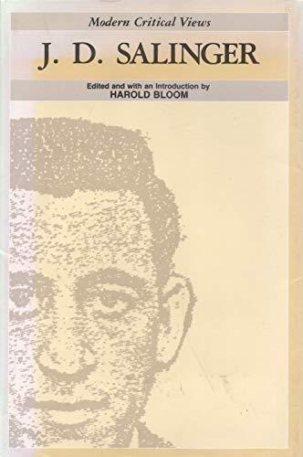 9780877547167: J.D. Salinger (Bloom's Modern Critical Views)