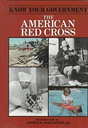 9780877548270: The American Red Cross (Know Your Government)