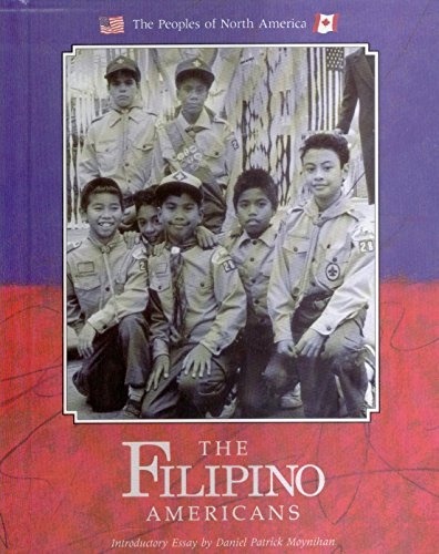 9780877548775: The Filipino Americans (Peoples of North America)