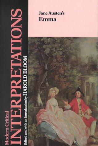 9780877549437: Jane Austen's Emma (Bloom's Modern Critical Interpretations)