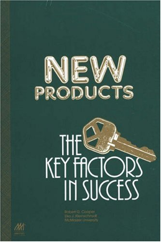 9780877572138: New Products: The Key Factors in Success