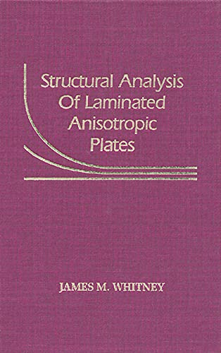 9780877625186: Structural Analysis of Laminated Anisotropic Plates