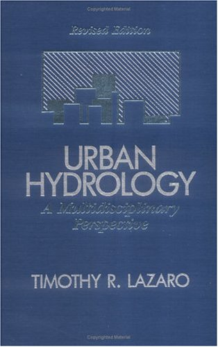 9780877625476: Urban Hydrology (revised edition)