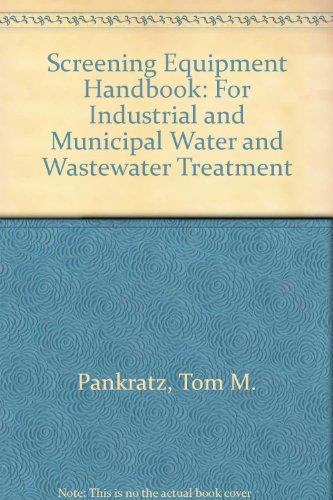 9780877626305: Screening Equipment Handbook