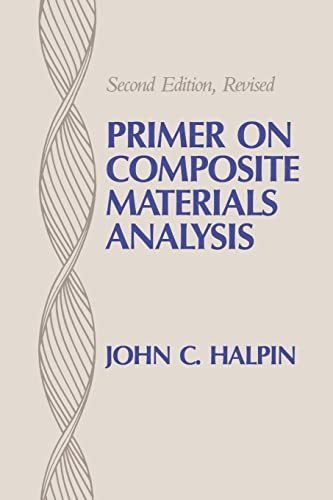 9780877627548: Primer on Composite Materials Analysis, Second Edition (revised)