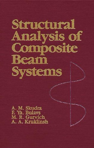 9780877628378: Structural Analysis of Composite Beam Systems