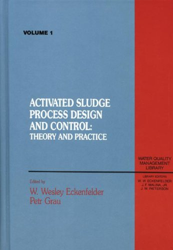 9780877628897: 001: Activated Sludge: Process Design and Control (Water Quality Management Library)