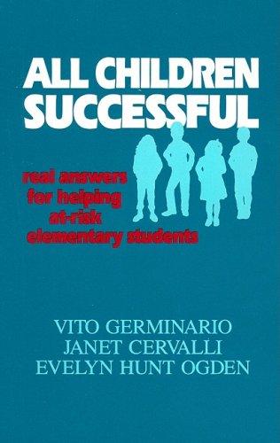 9780877629214: All Children Successful