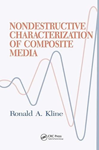 9780877629252: Nondestructive Characterization of Composite Media