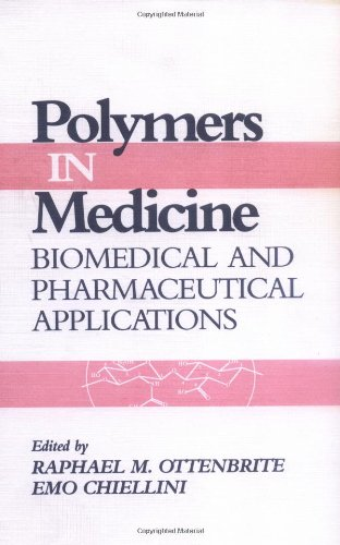 9780877629290: Polymers in Medicine: Biomedical and Pharmaceutical Applications