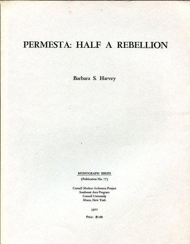 9780877630036: Permesta: Half a Rebellion (Monograph, No. 57)
