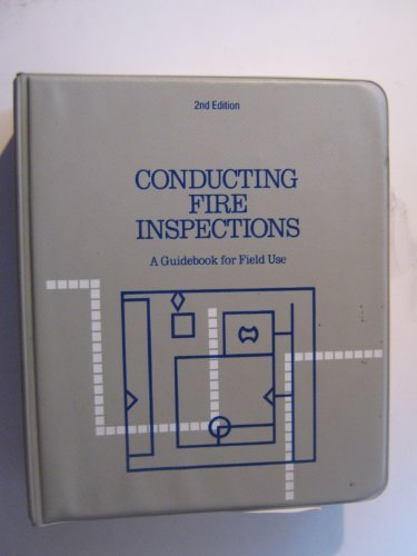 9780877652304: Conducting fire inspections: A guidebook for field use