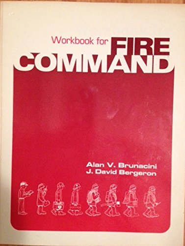 Workbook for Fire Command/Fsp-70Wb: Brunacini, Alan V.;