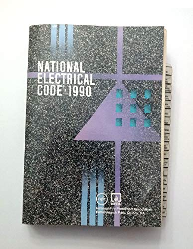 National Electrical Code 1990 (0877653615) by NFPA