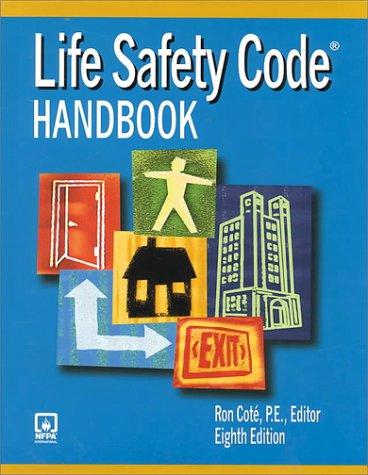 9780877654483: Life Safety Code Handbook (Life Safety Code Handbook, 8th ed)