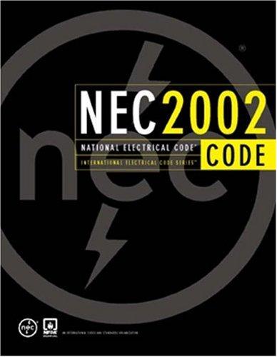 9780877654612: National Electrical Code 2002 - Looseleaf Version (National Electrical Code (Looseleaf))