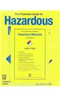 9780877654735: Fire Protection Guide to Hazardous Materials (HAZ01)