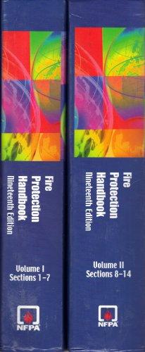 9780877654742: Fire Protection Handbook (National Fire Protection Association//Fire Protection Handbook) 2 vol. set