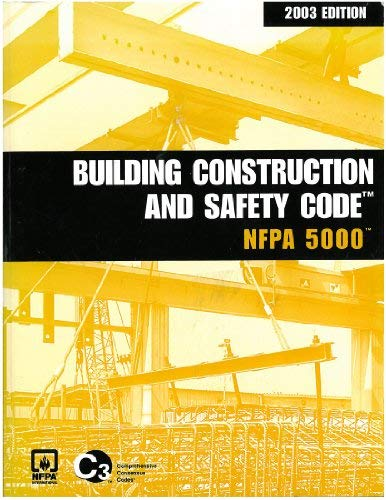 9780877654834: Building Construction and Safety Code Handbook: NFPA 5000