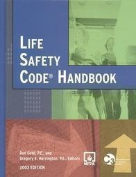 9780877654841: Life Safety Code Handbook (Life Safety Code Handbook (National Fire Protection Association))