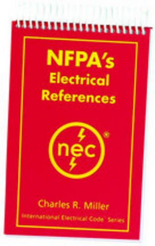 9780877654896: NFPA's Electrical References