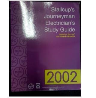 Stallcup's Journeyman Electrician's Study Guide (0877655030) by James Stallcup