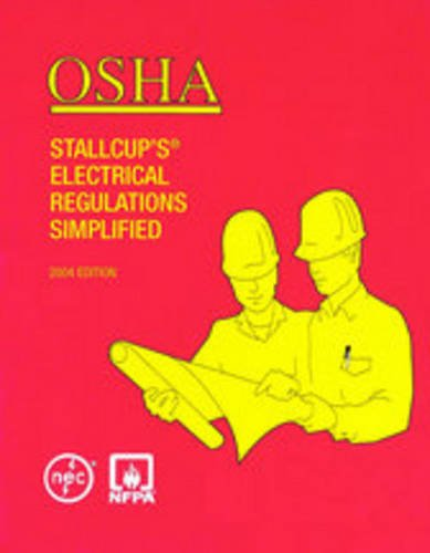 9780877655060: OSHA-Stallcup's Electrical Regulations Simplified