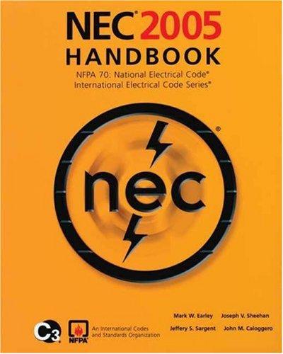 9780877656258: NEC 2005 Handbook: NFPA 70: National Electric Code; International Electrical Code Series