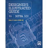 9780877656326: Designer's Illustrated Guide to Nfpa 101