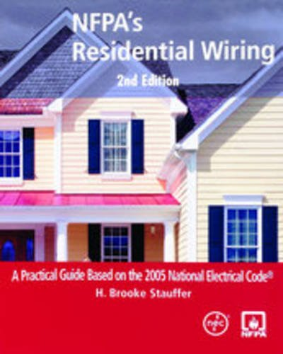 9780877657057: NFPA's Residential Wiring