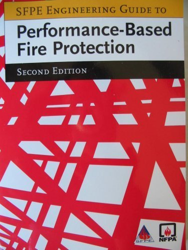 9780877657897: Sfpe Engineering Guide to Performance-based Fire Protection