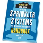 9780877658559: Automatic Sprinkler Systems for Residential Occupancies Handbook