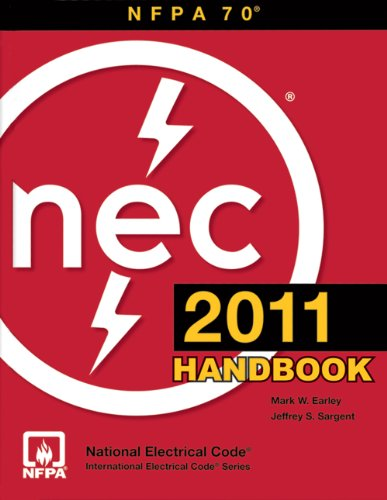 9780877659167: National Electrical Code 2011 Handbook (International Electric Code Series)