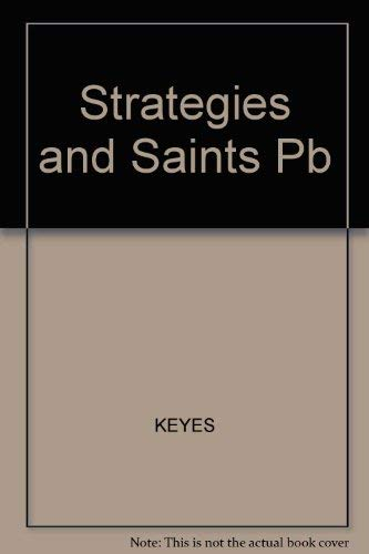 Strategies and Saints: Fighting Drugs in Subsidized: Langley C. Keyes