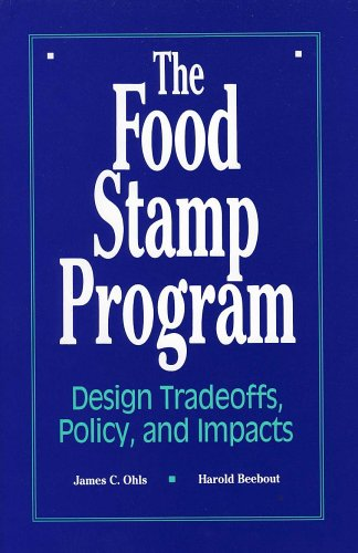 9780877665779: FOOD STAMP PROGRAM, THE (Mathematica Policy Research Study)
