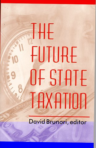 The Future of State Taxation