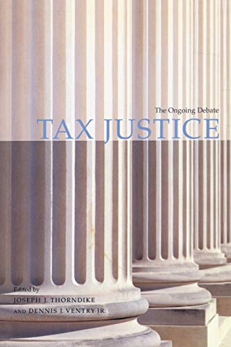 9780877667070: Tax Justice: The Ongoing Debate (Urban Institute Press)