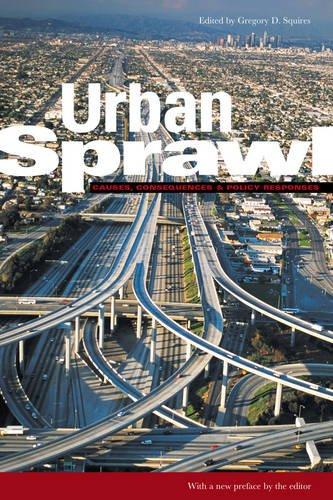 9780877667094: Urban Sprawl: Causes, Consequences, & Policy Responses (Urban Institute Press)