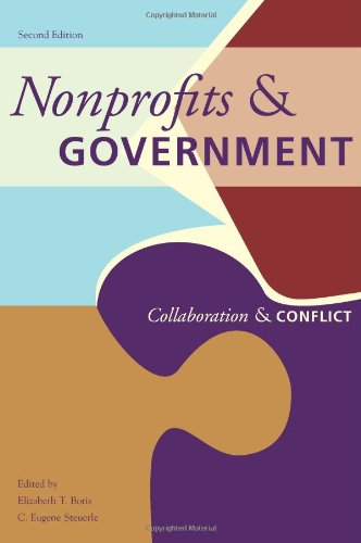 9780877667322: Nonprofits and Government: Collaboration and Conflict (Urban Institute Press)