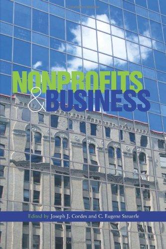 9780877667414: Nonprofits and Business (Urban Institute Press)
