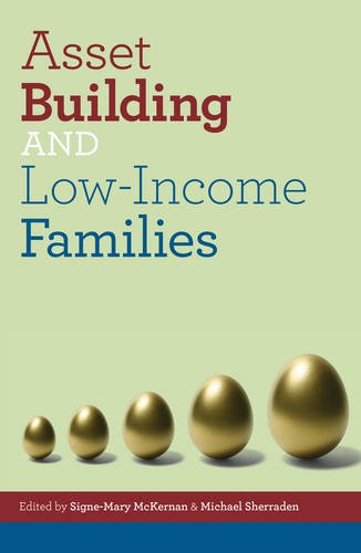 9780877667544: Asset Building and Low Income Families (Urban Institute Press)