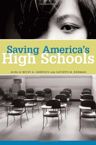 9780877667582: Saving America's High Schools (Urban Institute Press)
