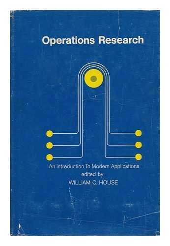 9780877690528: Operations Research: An Introduction to Modern Applications