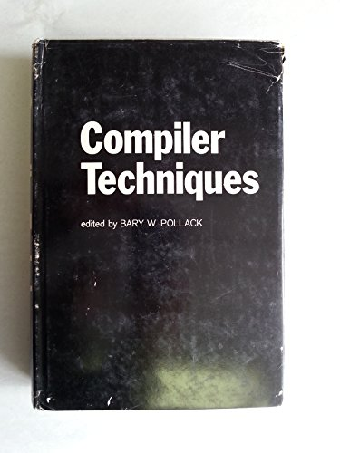 9780877690764: Compilers (Auerbach computer science series)