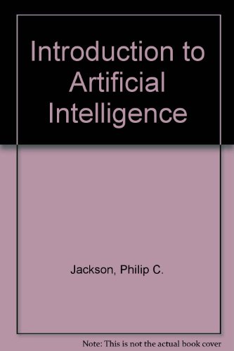 9780877691501: Introduction to Artificial Intelligence