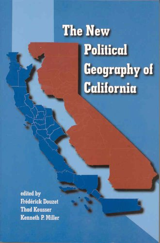 9780877724261: The New Political Geography of California